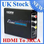 S Video to HDMI