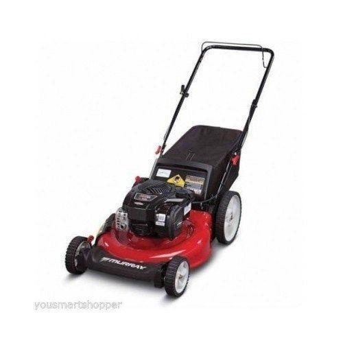 Self Propelled Push Lawn Mower Ebay