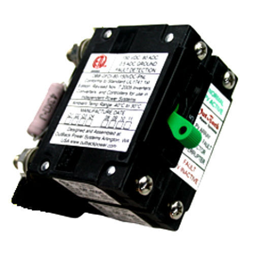 OutBack Power PV Ground Fault Detector Interrupter
