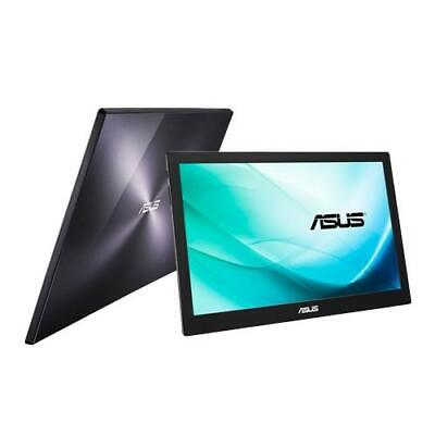 """ASUS MB169B 15.6"""" USB 3.0 Portable LCD IPS Monitor"""