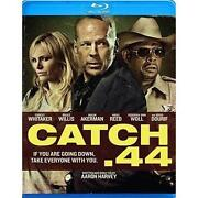 Catch 44 Blu Ray
