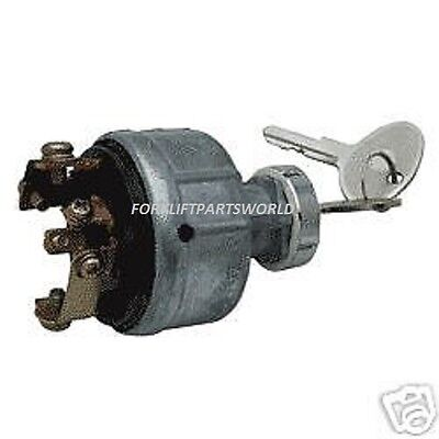 Mitsubishi Forklift Ignition Switch Parts 100 2 Terminal