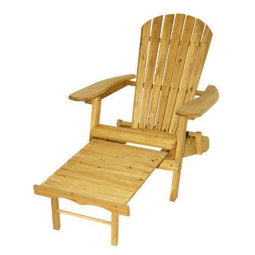 Cedar Ottoman Plans ~ Folding adirondack chair ebay