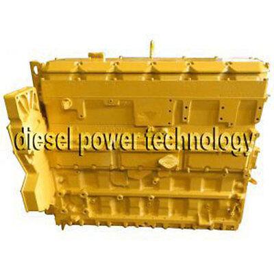 Caterpillar 3126b Remanufactured Diesel Engine Extended Long Block