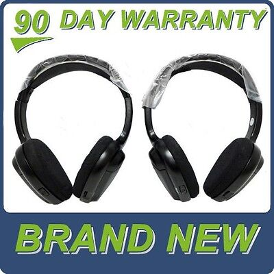 NEW HONDA ACURA Wireless Headphones 02 03 04 05 06 07 08 09 10 OEM