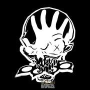 Five Finger Death Punch Sticker