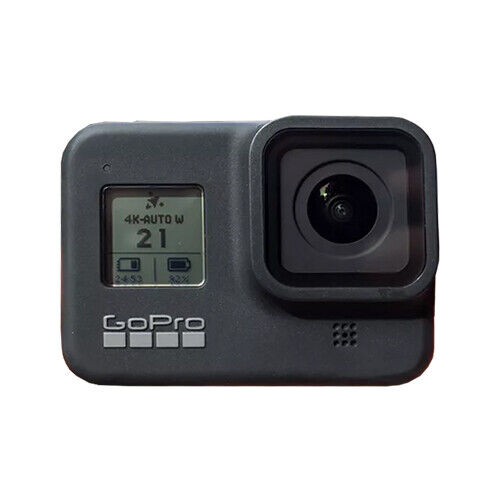 GoPro HERO8 Black 12 MP Waterproof 4K Camera Camcorder