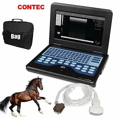 Veterinary Ultrasound Scanner Laptop 3.5mhz Convex Probe Vet Machine Usa Fedex