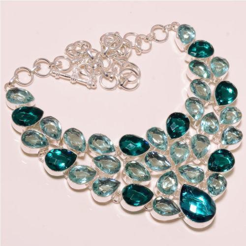 green tourmaline necklace ebay. Black Bedroom Furniture Sets. Home Design Ideas