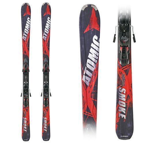 Atomic Ski Bindings