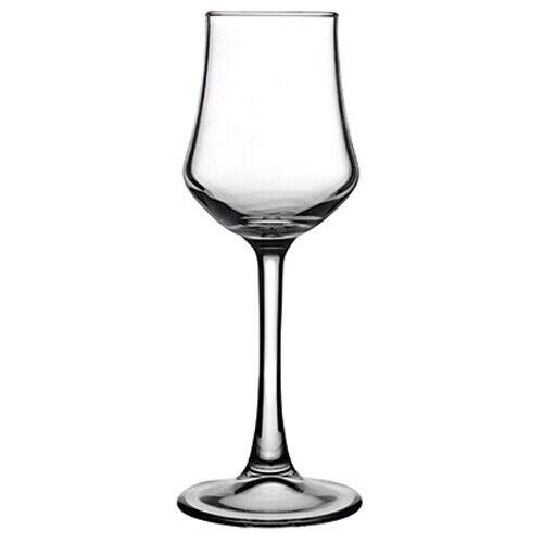 6er Set Grappagläser Schnapsgläser Obstbrand Gläser Grappa Likör Glas 115cc.