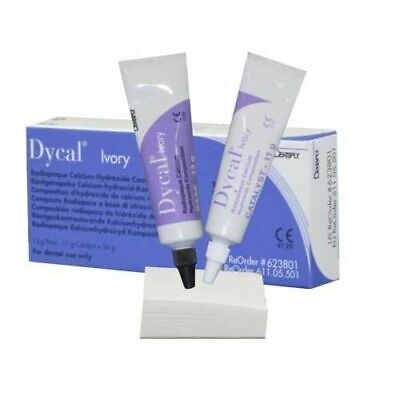 Dycal Ivory Dentsply Radiopaque Dental Pulp Capping Free Shipping Worldwide