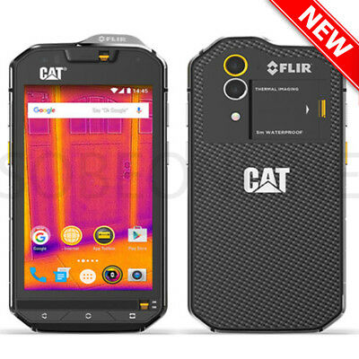 Caterpillar CAT S60 32GB Dual Sim (Factory Unlocked) Thermal Imaging Rugged GSM