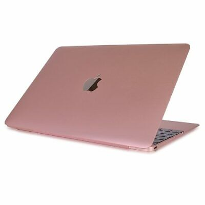 Apple MacBook Pro Retina 12in 1.2GHz 8GB 500GB Rose Gold MMGM2LL/A - Grd C