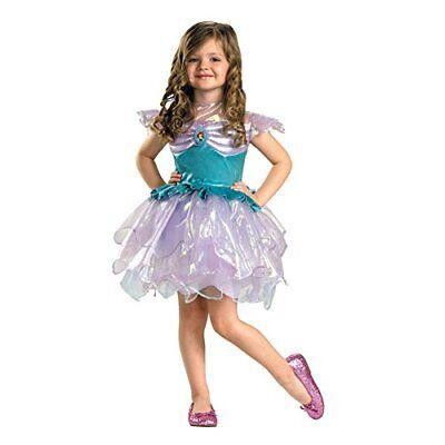 Disguise Costumes Ariel Ballerina, Size: 3T-4T - FREE SHIPPING - Ariel Ballerina Costume