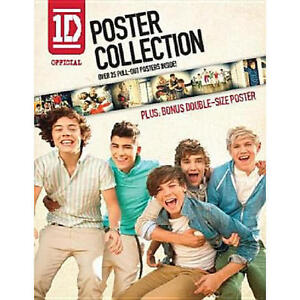 ONE-DIRECTION-ID-OFFICIAL-POSTER-BOOK-25-POSTERS