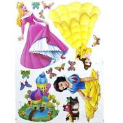 Princess Wall Art Stickers