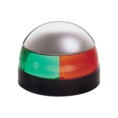 Marpac Boat Marine Combination Red & Green Bow Light For Vessels Up to 65 Feet