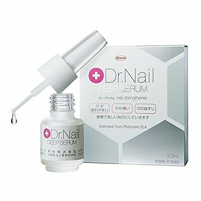 Kowa Japan Dr. Nail DEEP SERUM 3.3ml - nail care deep serum