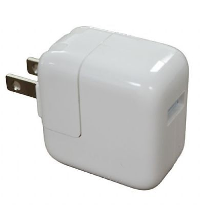 Apple 12W USB Wall Charger for iPad Air Pro Mini Tablet Genuine 5.2V 2.4A A1401™