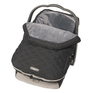 JJ Cole Urban Bundle Me Infant - Stealth