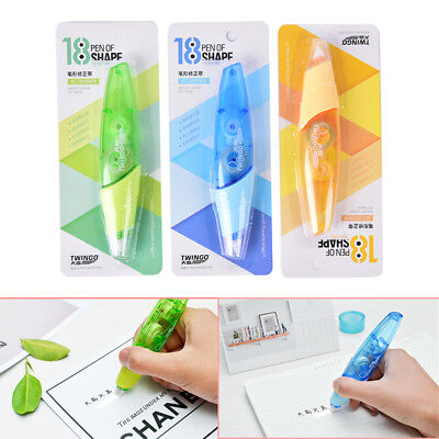 4.2mm*12m Roller Correction Tape White Out Office School Student Stationery ~!
