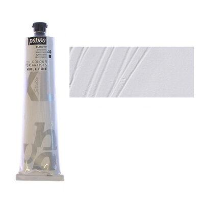 Ölfarbe 200ml Leuchtweiss Pebeo Weiß (3,49€/100ml)