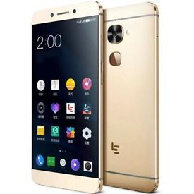 LeTV LeEco Le S3 X626 5.5 Inch 4GB RAM 64GB ROM 21.0MP Touch ID - Gold