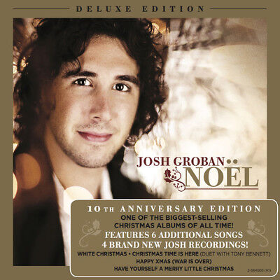 Josh Groban   Noel  New Cd  Deluxe Edition