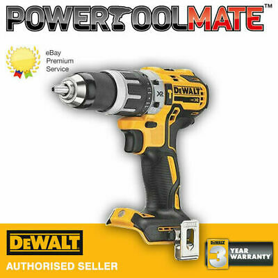 Dewalt DCD796N 18v Li-Ion XR Brushless Compact Combi Drill - Naked - Body Only