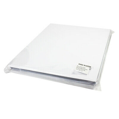 200 Labels Half Sheet Shipping 5.5x8.5 Address Blank Laser Ink Jet Printing