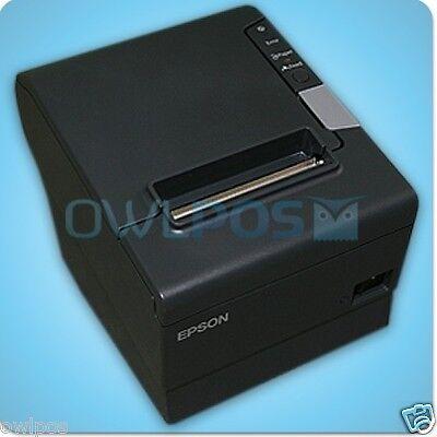 Micros Epson Tm-t88v Thermal Pos Receipt Printer Idn Interface M244a Refurb