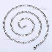 Mens Stainless Steel Necklace