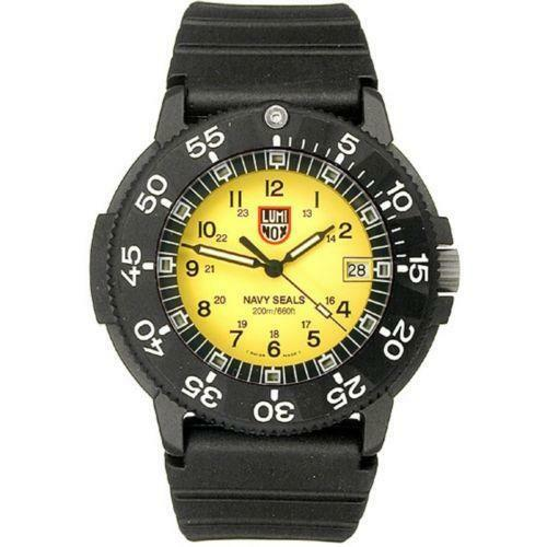 Luminox navy seal dive ebay - Luminox dive watch ...