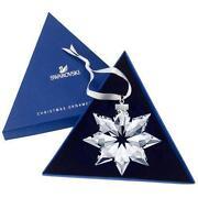 Crystal Star Ornament