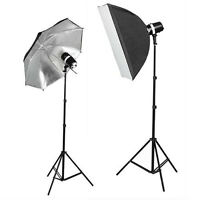 Flash Strobe Kits/2400w Continuous Kits/3-Point Lighting Kits