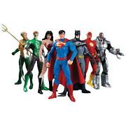 Justice League Figure Set