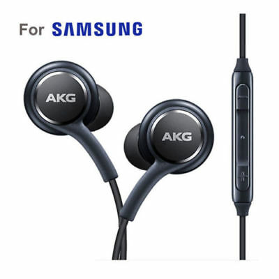 AKG Headphones Samsung Galaxy Earphones Earbud For S9 S8 Note 8