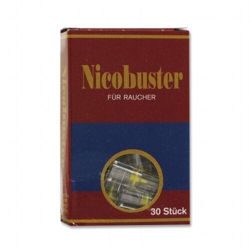 24 x 30 Stück Nicobuster Zigarettenfilter / 1 Karton