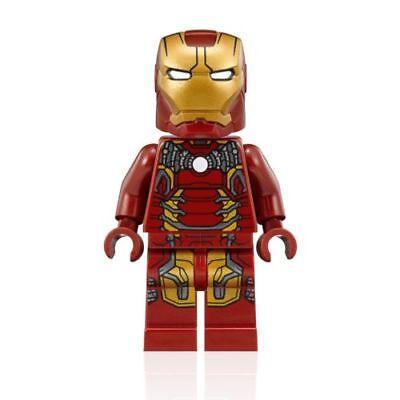 FIGUR IRON MAN MARVEL LEGO Figur Iron Man SUPER HEROES