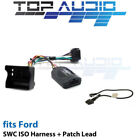 Car Steering Wheel Controls Wire Harnesses for Ford Focus