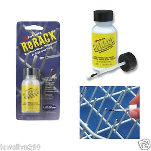 Performix Rerack White Vinyl Dishwasher Rack Repair 1oz