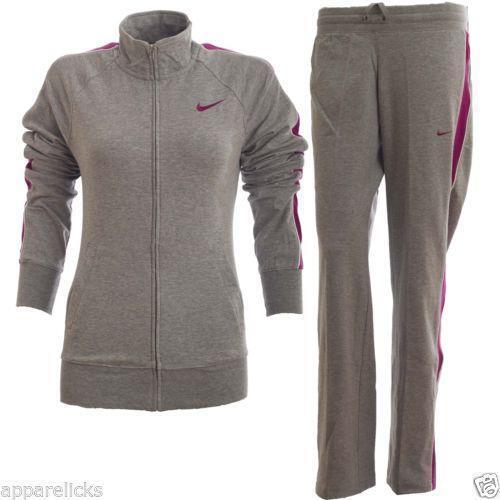 bd91b2f1ac2b Womens Nike Tracksuit