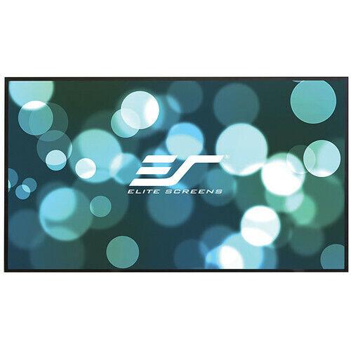 "Elite Screens Aeon Edge Free 120"" Projector Screen White AR120WH2"
