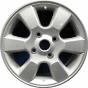 Nissan Versa Alloy Wheels