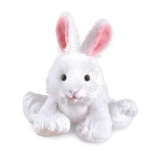 409715167d5 White Rabbit Soft Toy