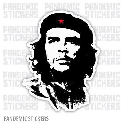 Che Guevara Decal Vinyl Sticker Die Cut Full Color Laptop Car Cuba Revolution