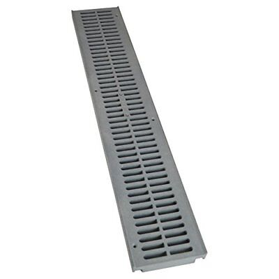 Nds 241-1 Spee-d Channel Drain Grate Gray