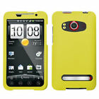Yellow Cell Phone Case for HTC Evo 4G