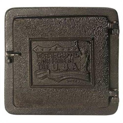 cast iron fireplace door ebay